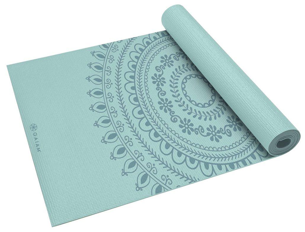 Best Color/Style Selection Yoga Mat - Gaiam Print Premium