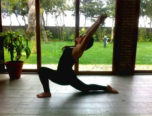 Anjaneyasana – Low Lunge Pose