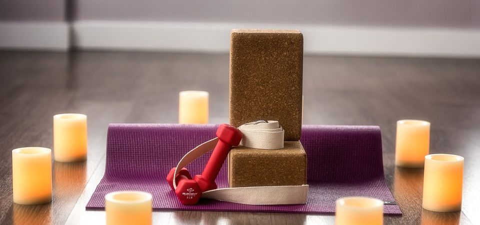 what are yoga blocks for