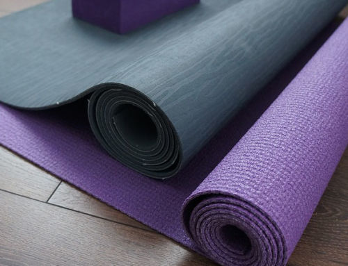 How To Steam Clean Your Yoga Mat