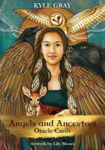 Angels and Ancestors Oracle Cards from Kyle Gray and Lily Moses