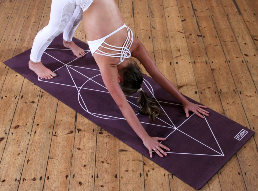 Considering the right size for your yoga mat