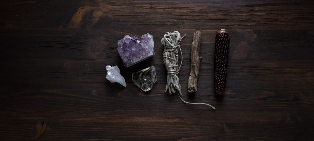 Sage for cleansing home
