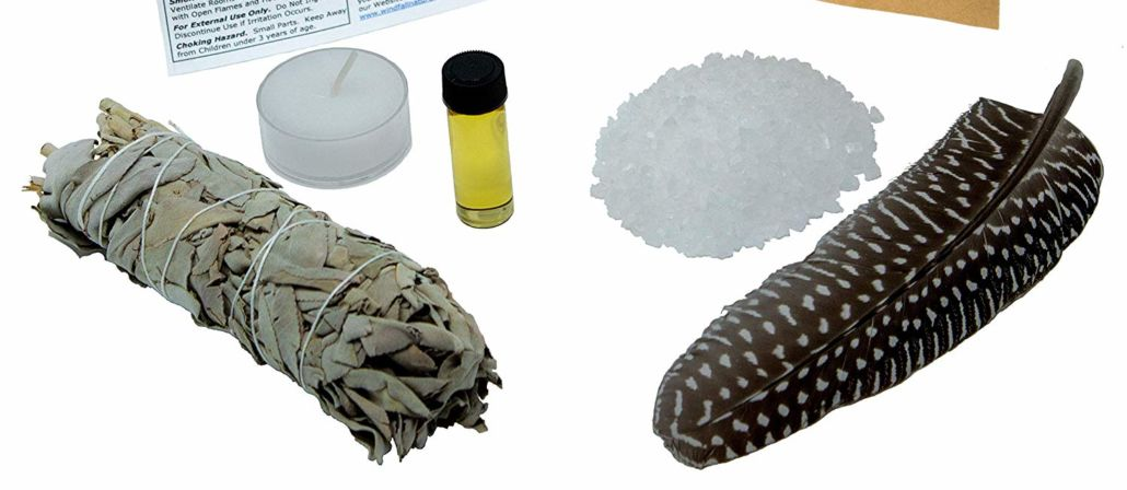 Windfall Nature Home Cleansing Kit