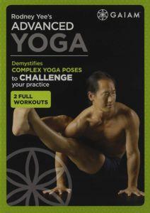 Advanced Yoga by Rodney Yee