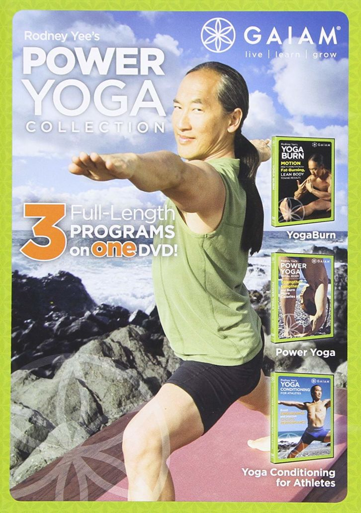 Rodney Yees Power Yoga Collection