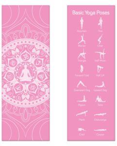 Crown Sporting Goods Yoga Mat