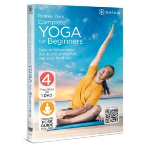 Complete Yoga for Beginners by Rodney Yee