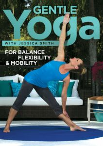Gentle Yoga: 7 Beginning Yoga Practices for Mid-life by Jane Adams