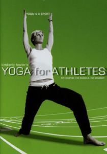 Yoga for Athletes by Kimberly Fowler